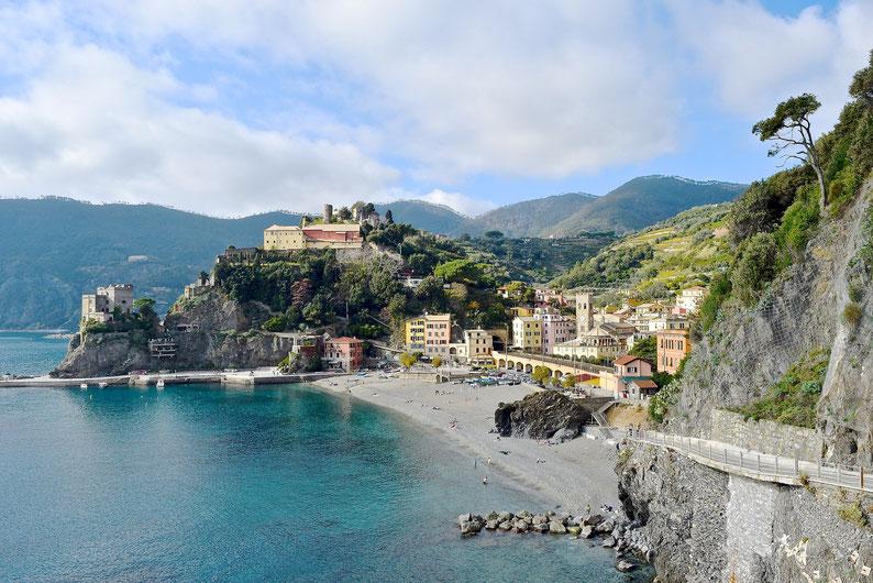 Best Vacation Spots - Cinque Terre, Italy