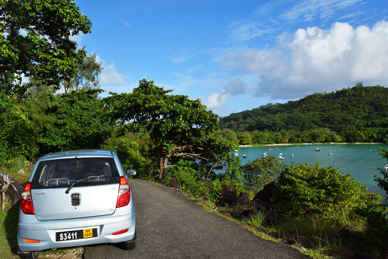 Our trip to the beautiful Seychelles islands - Exploring the western coast of Mahe