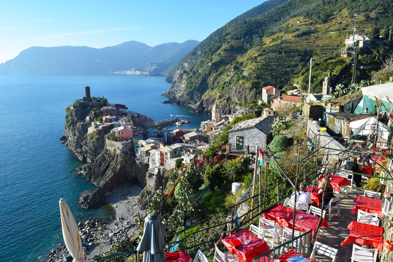 Hike the Cinque Terre - Vernazza, Italy