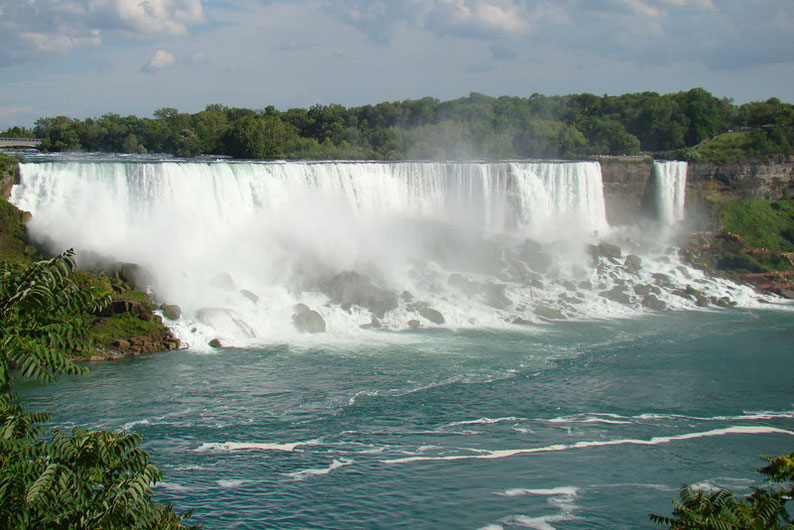 How to Spend 3 Weeks in Canada - Niagara Falls