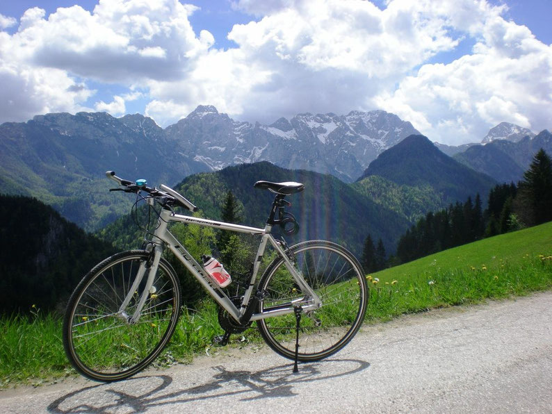 Why Slovenia Should Be Your Next Destination - Biking the panorama road