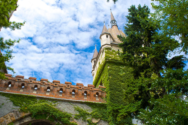 Budapest on a Weekend - The Vajdahunyad Castle