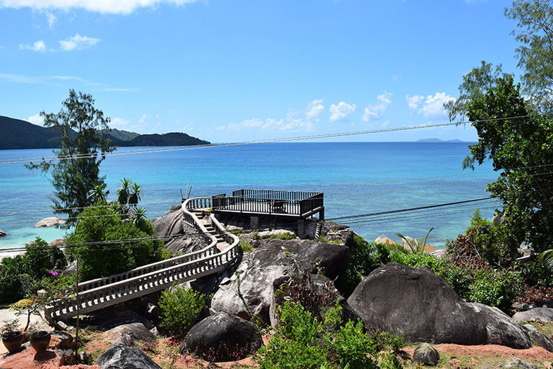 Our trip to the Seychelles islands - A sneak peak of our stay at the Praslin Island