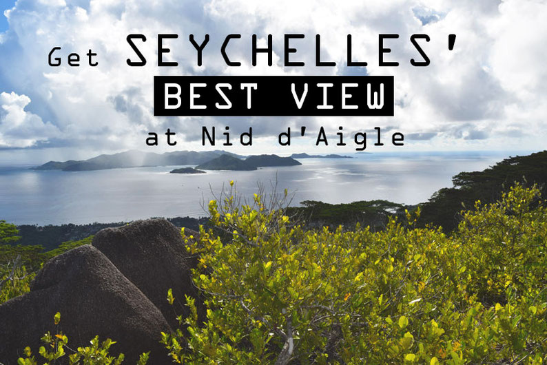 Panoramic Views in the Seychelles
