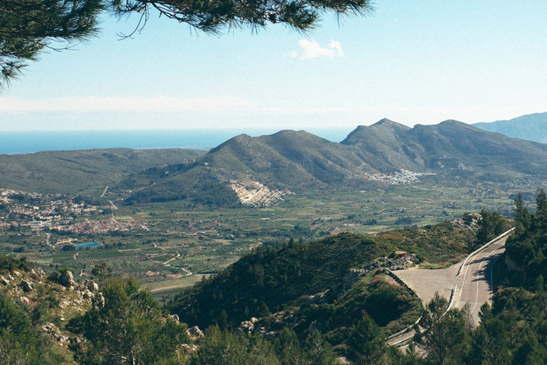 Biking Adventure in Spain -