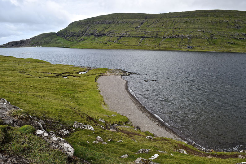 What to See in the Faroe Islands - Sorvagur lake