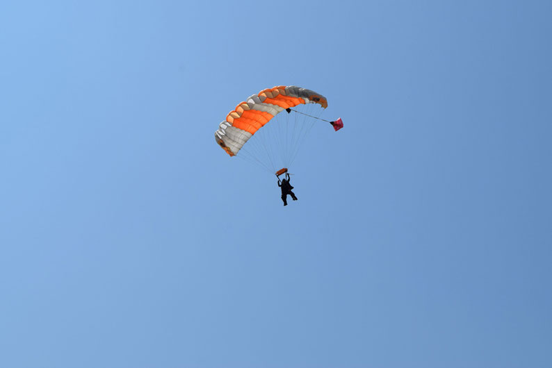 Summer Adventure Activities in Slovenia - Skydiving in Portoroz