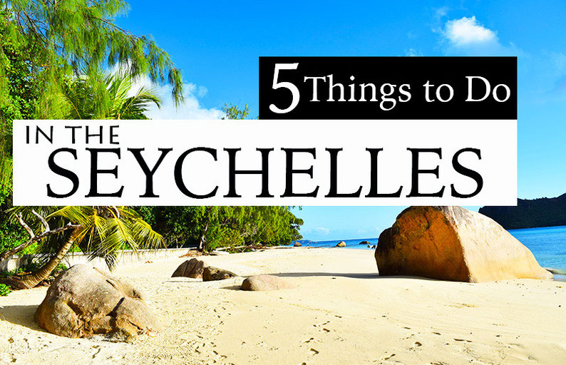 Best Island To Stay On In Seychelles