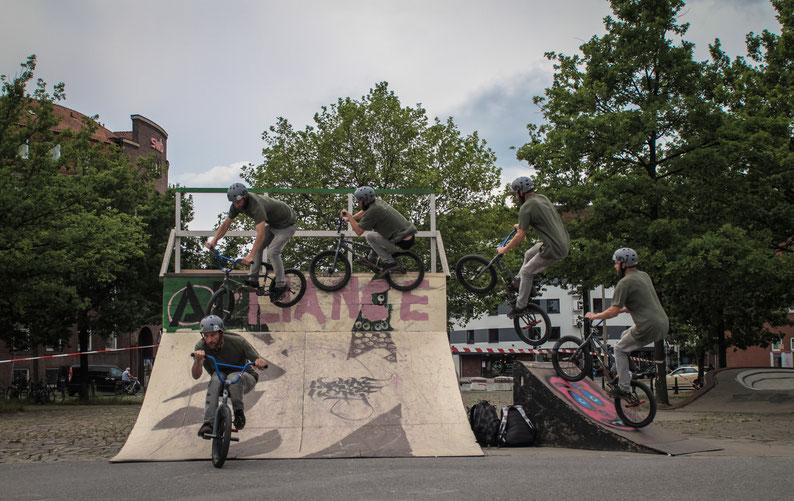 Rider: Zieschler höchst persönlich