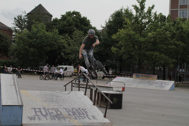Rider: Christian Ziegler
