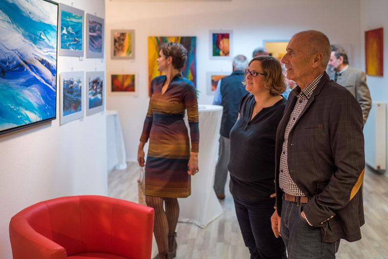 Ausstellung Klick Klecks