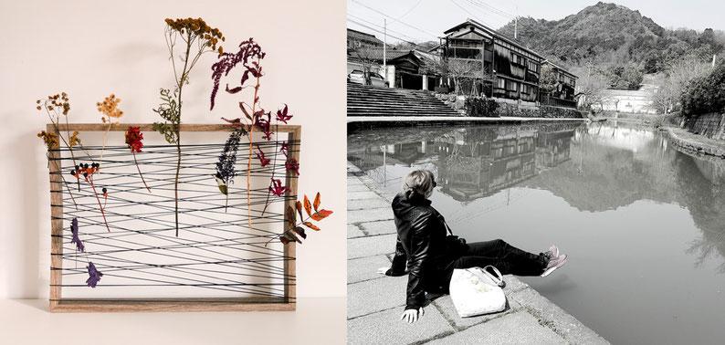 pflanzen sammeln, floratcha in omihachiman