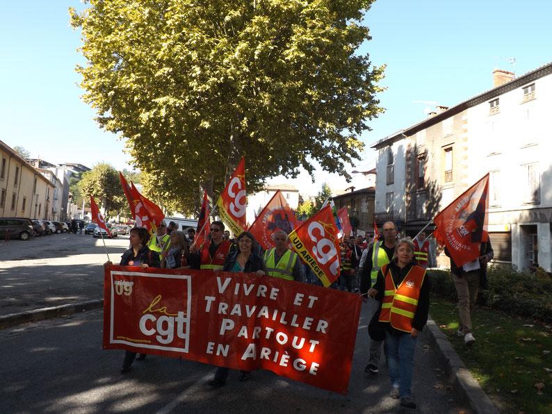 21 septembre 2017 Foix