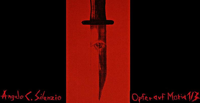 Opfer auf Moria 1/3, Coverdesign von Yv Mär