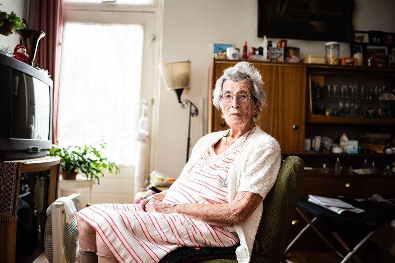 portrait portret documentary documentair fotografie photography portretten 75 jaar bevrijding WOII tweede wereldoorlog volkskrant katja poelwijk