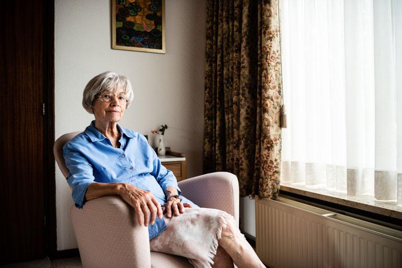 portretten 75 jaar bevrijding WOII tweede wereldoorlog volkskrant katja poelwijk