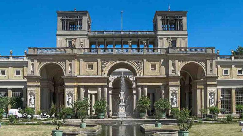 orangerie sanssouci palace gardens