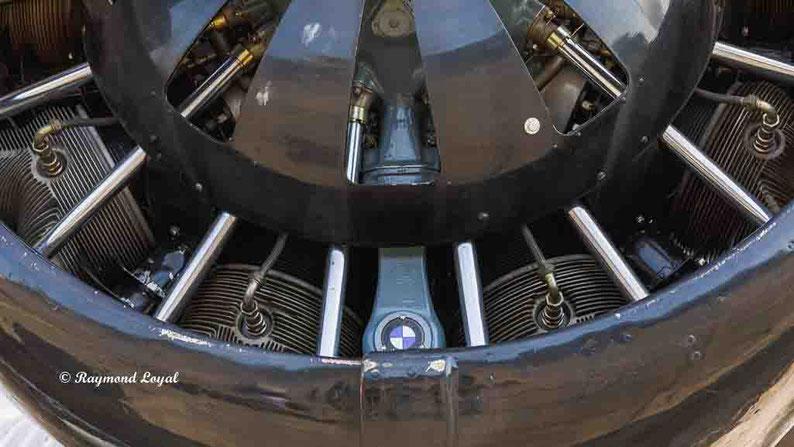 sternmotor junkers ju52