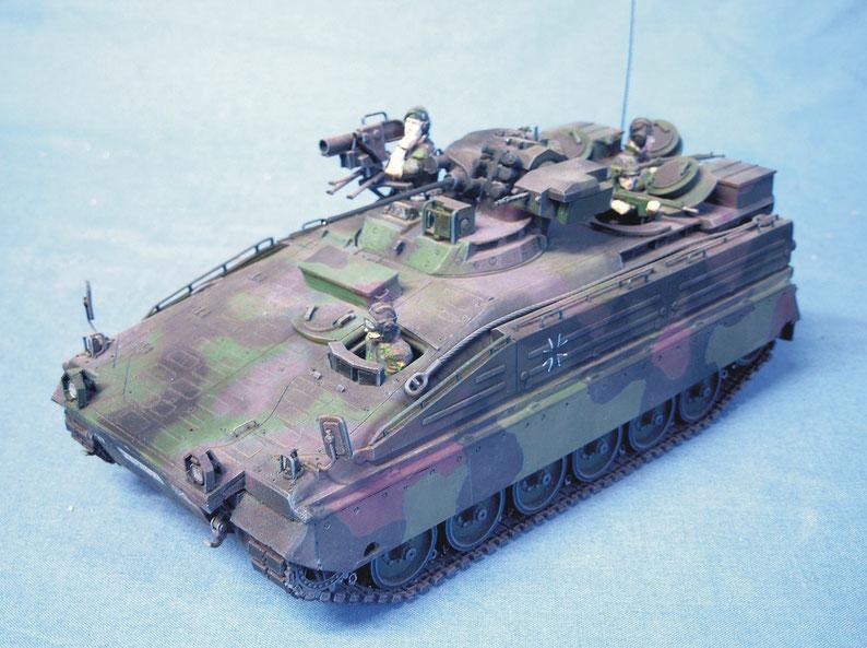 Schützenpanzer Marder 1 A5 der Bundeswehr