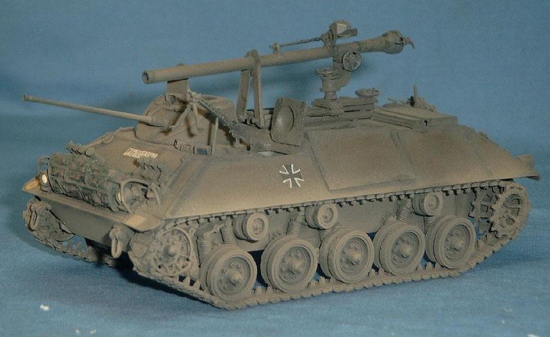 Schützenpanzer HS30 mit 20mm Kanone und 106mm Leichtgeschütz der Bundeswehr
