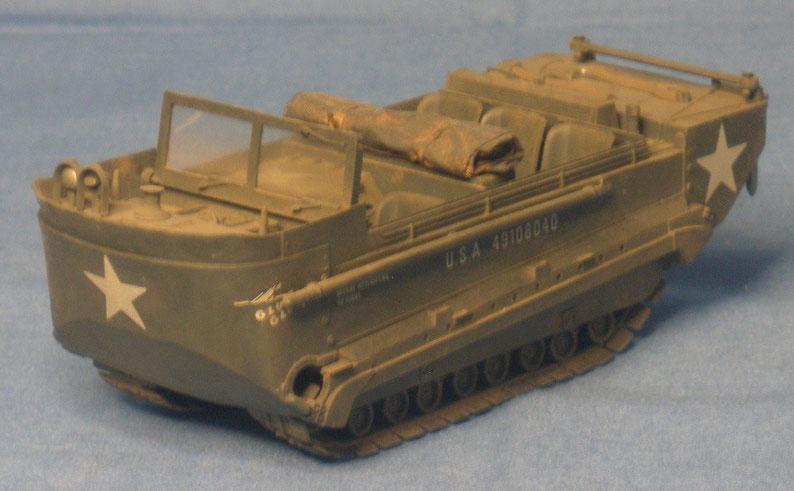 M29C Weasel Amphibienfahrzeug der US Armee Weltkrieg worldwar