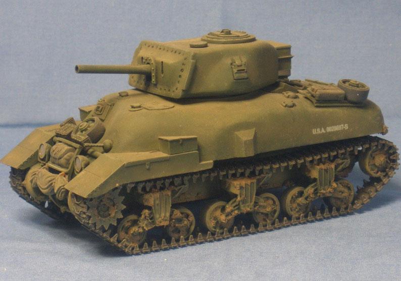 Kampfpanzer RAM Mk II der Kanadischen Armee Weltkrieg Worldwar