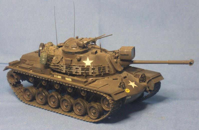 Kampfpanzer M48 A3 Patton der US Armee