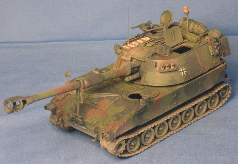Panzerhaubitze M109 A3G 155mm der Bundeswehr