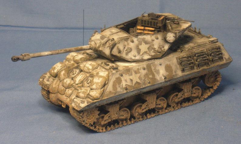 Jagdpanzer Achilles mit 17pdr der Britischen Armee Weltkrieg worldwar
