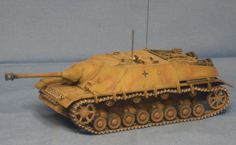 Jagdpanzer IV Prototyp mit 7,5cm KWK L/48 Deutsche Wehrmacht