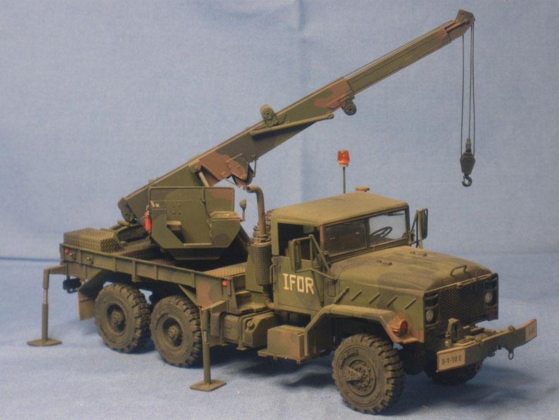 M936 Kranwagen der US Armee