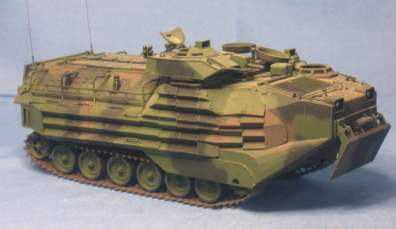AAV 7A1 Amphibienfahrzeug der US Armee