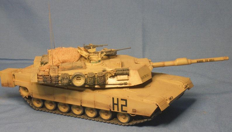 Kampfpanzer M1 A1HA Abrams der US Armee