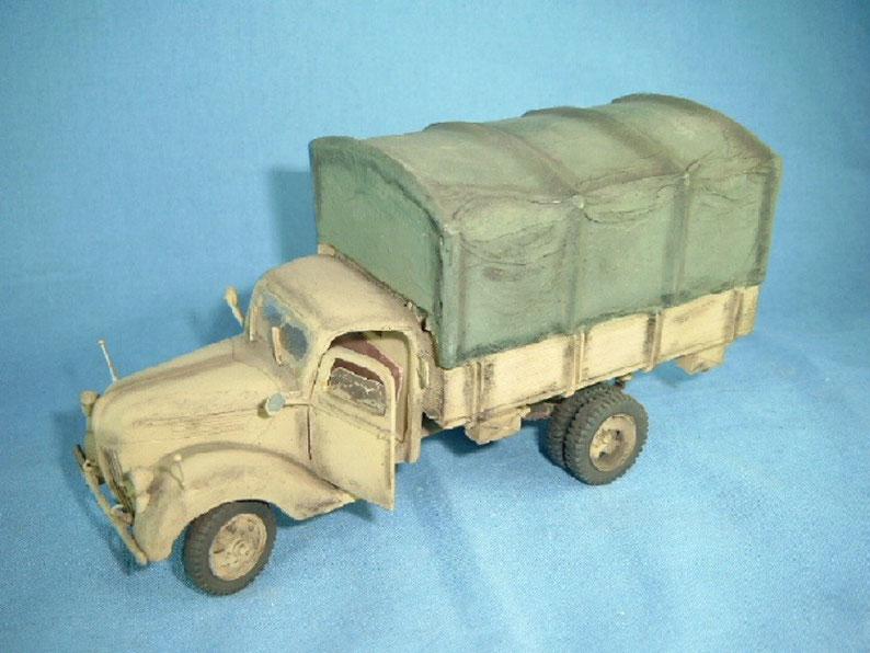 Ford V3000S 4x2 3t Deutsche Wehrmacht