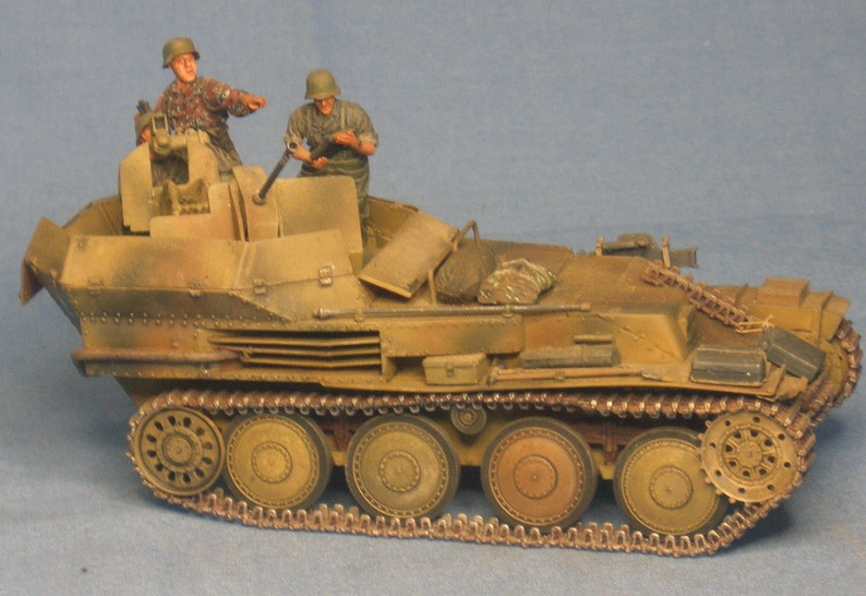 Sd.Kfz. 140 Flakpanzer 38 (t) mit 2cm Flak Deutsche Wehrmacht