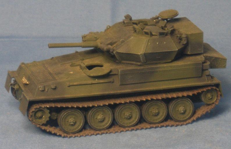 Spähpanzer FV101 Scorpion der Britischen Armee