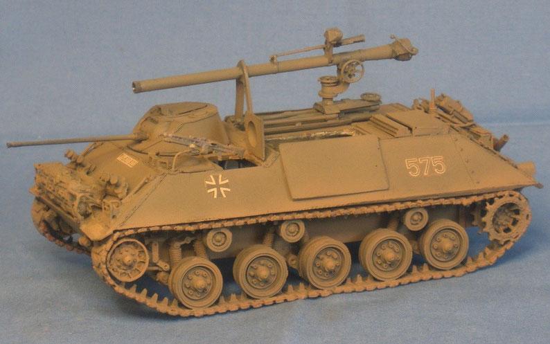 Schützenpanzer HS 30 mit 106 mm Leichtgeschütz Bundeswehr