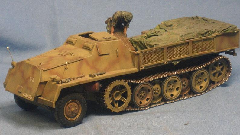 SWS als Nachschubfahrzeug für gepanzerte Truppen Schwerer Wehrmachtsschlepper Deutsche Wehrmacht