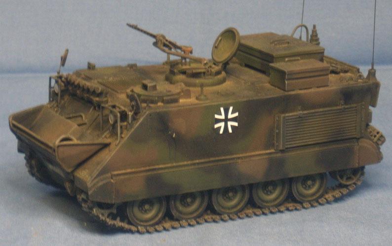 Feuerleitpanzer M113 A2G der Bundeswehr