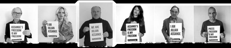 We Are Millions - Fotokampagne der Courage Foundation- PDF-Download Kampagnenflyer - einafch  ins Bild klicken