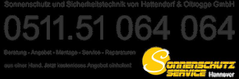 Sonnenschutz Hannover - Service, Reparaturen, Angebote, Kundendienst für Sonnenschutz, Rollladen, Sicherheitsrollladen, Außenjalousien, Jalousien, Rollos, Plissees und Garagentore in Hannover.