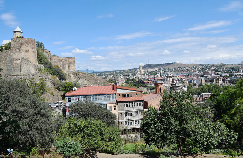 How to Spend Time in Tbilisi - Views Over the City