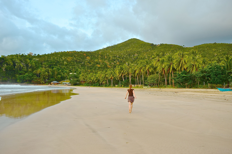 Yoga Detox Retreat in the Philippines - Nagtabon Beach