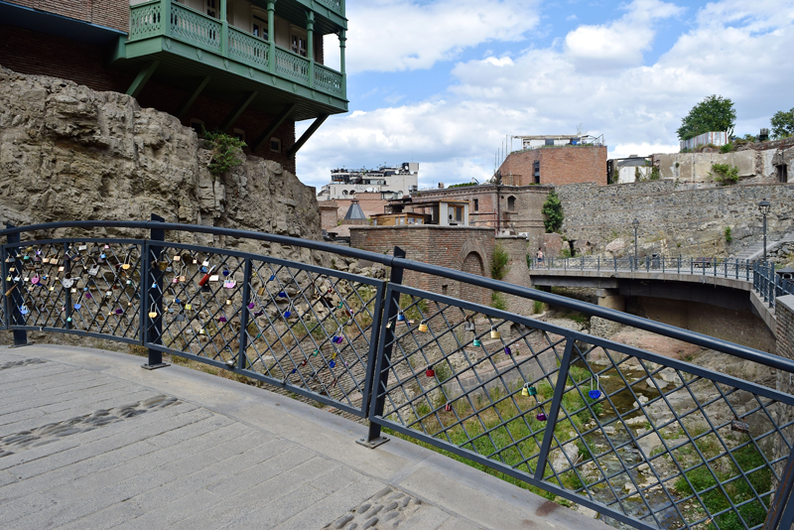 How to Spend Time in Tbilisi - Near the Sulfur Baths
