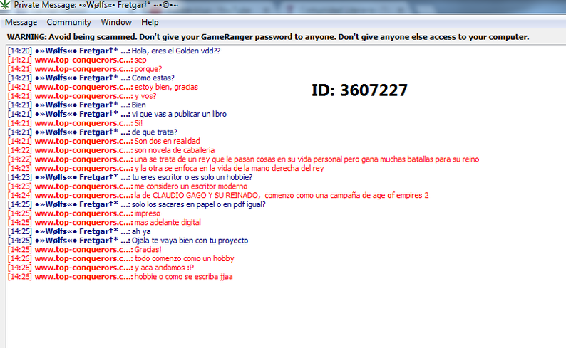 FRETGAR ID 3607227