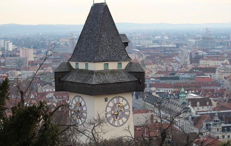 Uhrturm Graz Kultur
