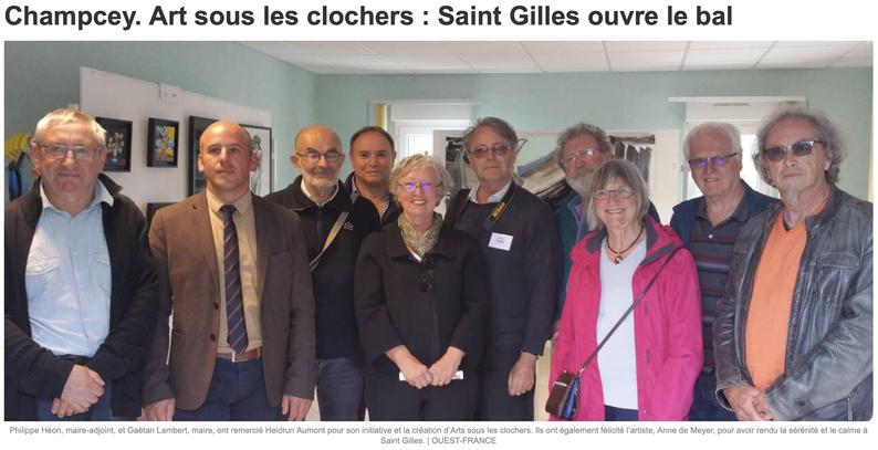 Ouest-France - 30 mai 2019