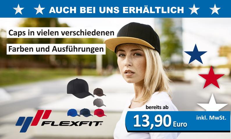 Flexfit Caps Hof, Mützen