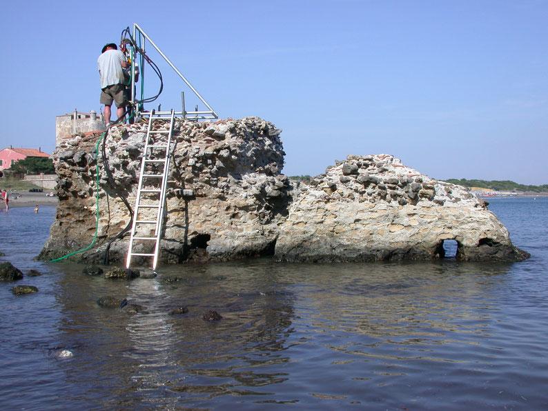 roman concrete cement archaeology
