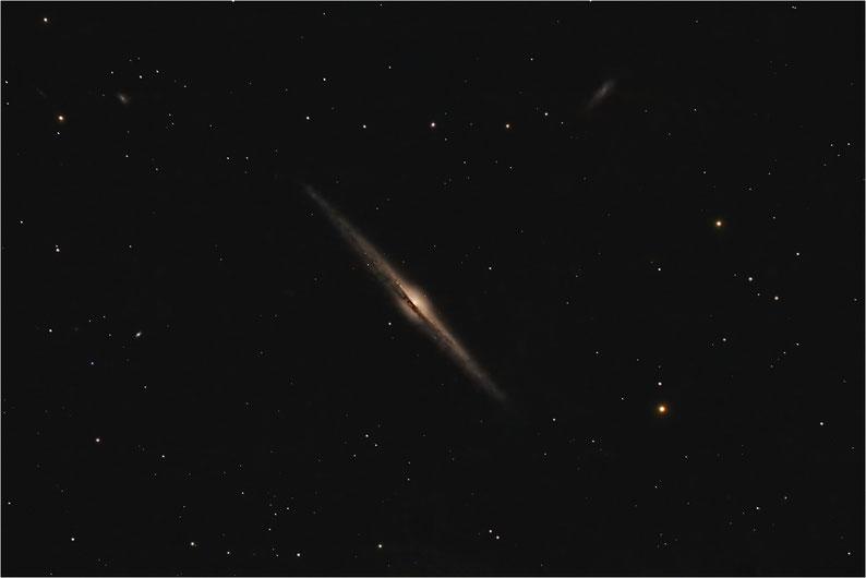 Bild: needle galaxy NGC4565